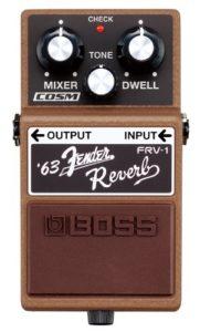 Best Fender Reverb Pedals for Acoustic Guitar