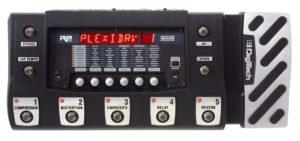 Best Digitech RP500 Multi Effects Guitar Pedals for Live Performances