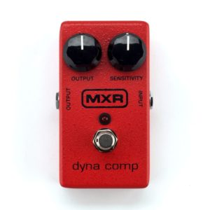 Dyna Comp Compressor Best Compressors for Live Acoustic Electric Guitar Players
