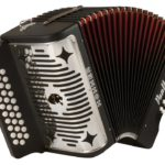 Featured: Hohner Panther G/C/F 3-Row Diatonic Accordion