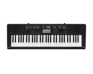 Best Casio Portable Keyboards With Weighted Keys