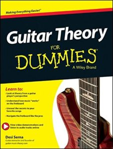 Best Music Theory Books for Guitar Dummies