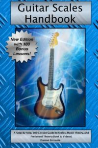 Best Music Theory Books for Guitar Scales