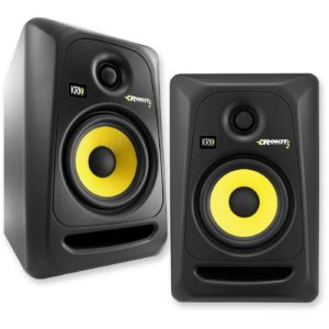 Best KRK Powered Studio Monitors for Home Studio