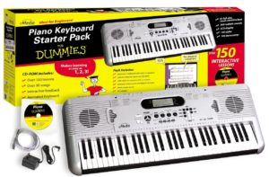 Best Piano Keyboards for Beginning Piano Lessons For Dummies