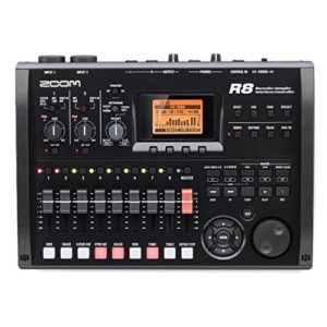 Best Zoom R8 Multi-Track Recorders for Home Studios