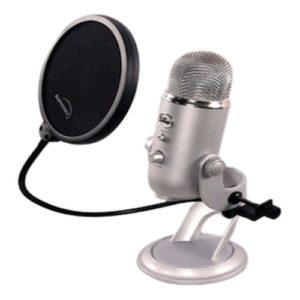 Top Rated Pop Filters For Blue Yeti Microphones