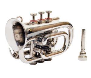 best pocket trumpet queen brass