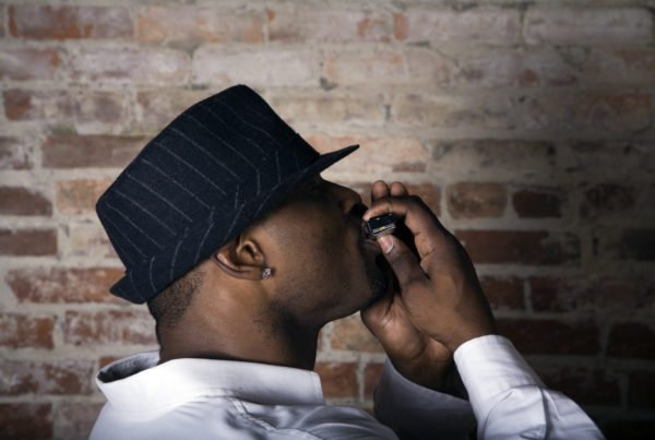 best chromatic harmonica for blues