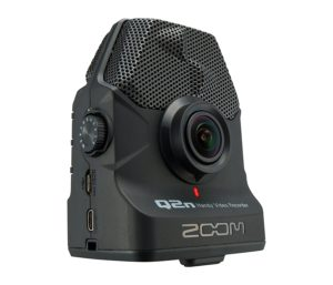 best zoom q2n camera for musicians