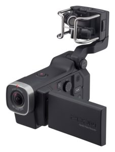 best zoom q8n camera for musicians
