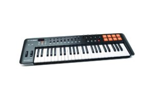 best M-Audio midi controllers for logic