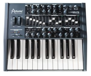 best arturia mini brute synth for beginners