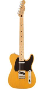 best guitar for the money fender telecaster