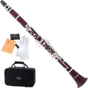 Best Clarinet For Students Mendini MCT-30