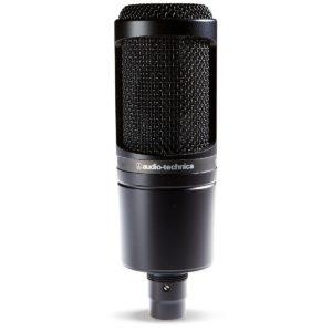 Best Audio-Technica Condenser Mics Under $200