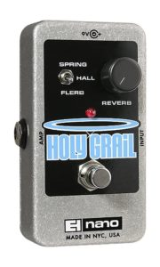Best Holy Grail Reverb Pedals for Acoustic Guitar