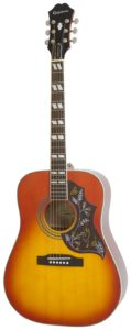 Best Epiphone Acoustic Electric Guitars Under $1,000