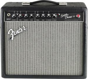 Best Fender Super Champ 15 Watt Tube Combo Amps
