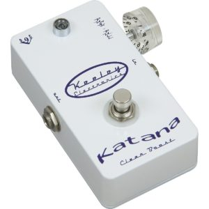 Best Keeley Clean Boost Guitar Pedals