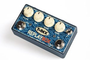Best T-Rex Delay Pedals With Tap Tempo