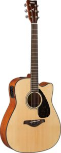 Best Yamaha Acoustic Electric Guitars Under $1,000