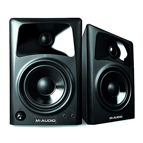 Best M-Audio AV42 Monitor Speakers for Home Studios