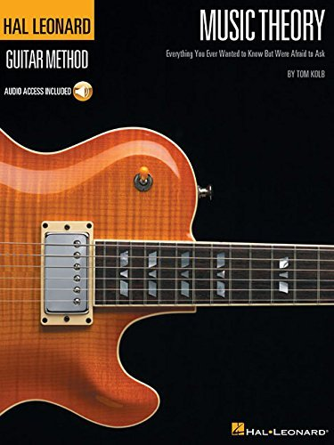 Best Hal Leonard Music Theory Book For Guitar