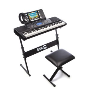 Best Rock Jam Keyboards for Beginning Piano Lessons