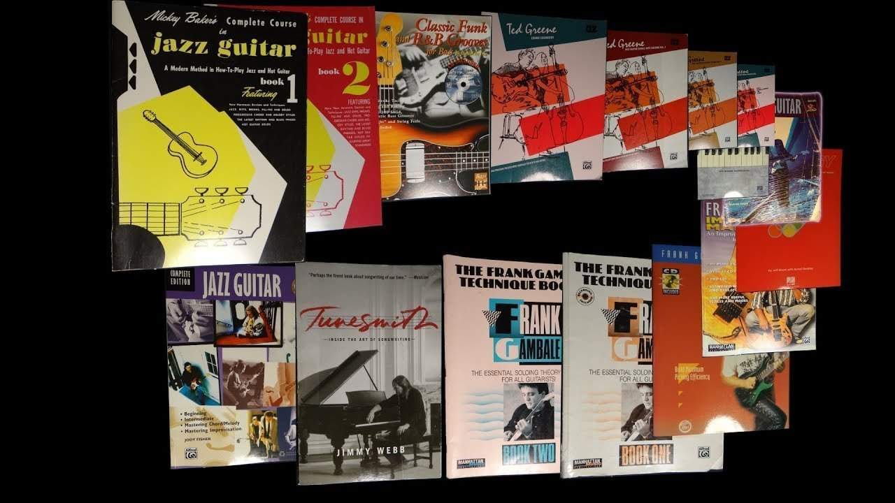 The 5 Best Music Theory Books for Guitar