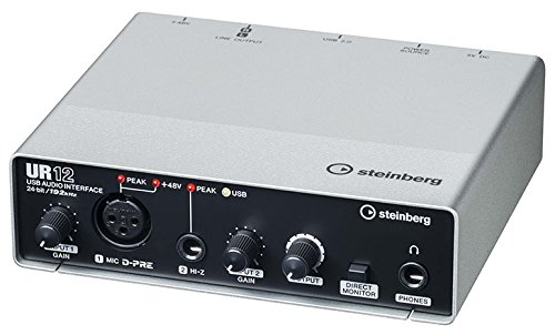 Best Steinberg Audio Interfaces For Logic Pro