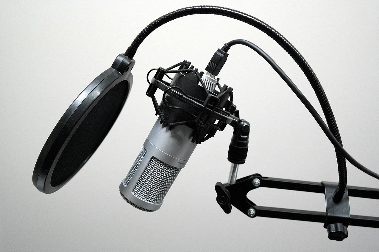 Best Pop Filter For Blue Yeti Microphone