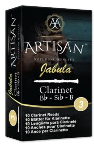 best Artisan Premium Quality clarinet reeds for advanced players