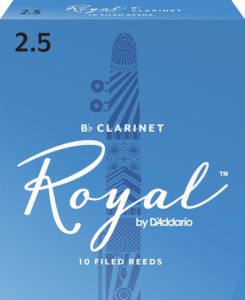 best rico royal clarinet reeds for advanced players