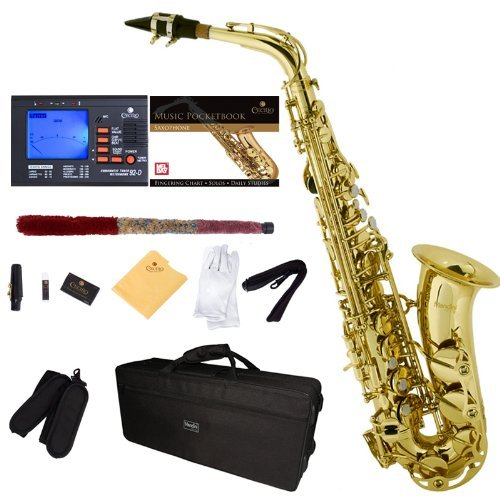 best mendini alto sax for high school students
