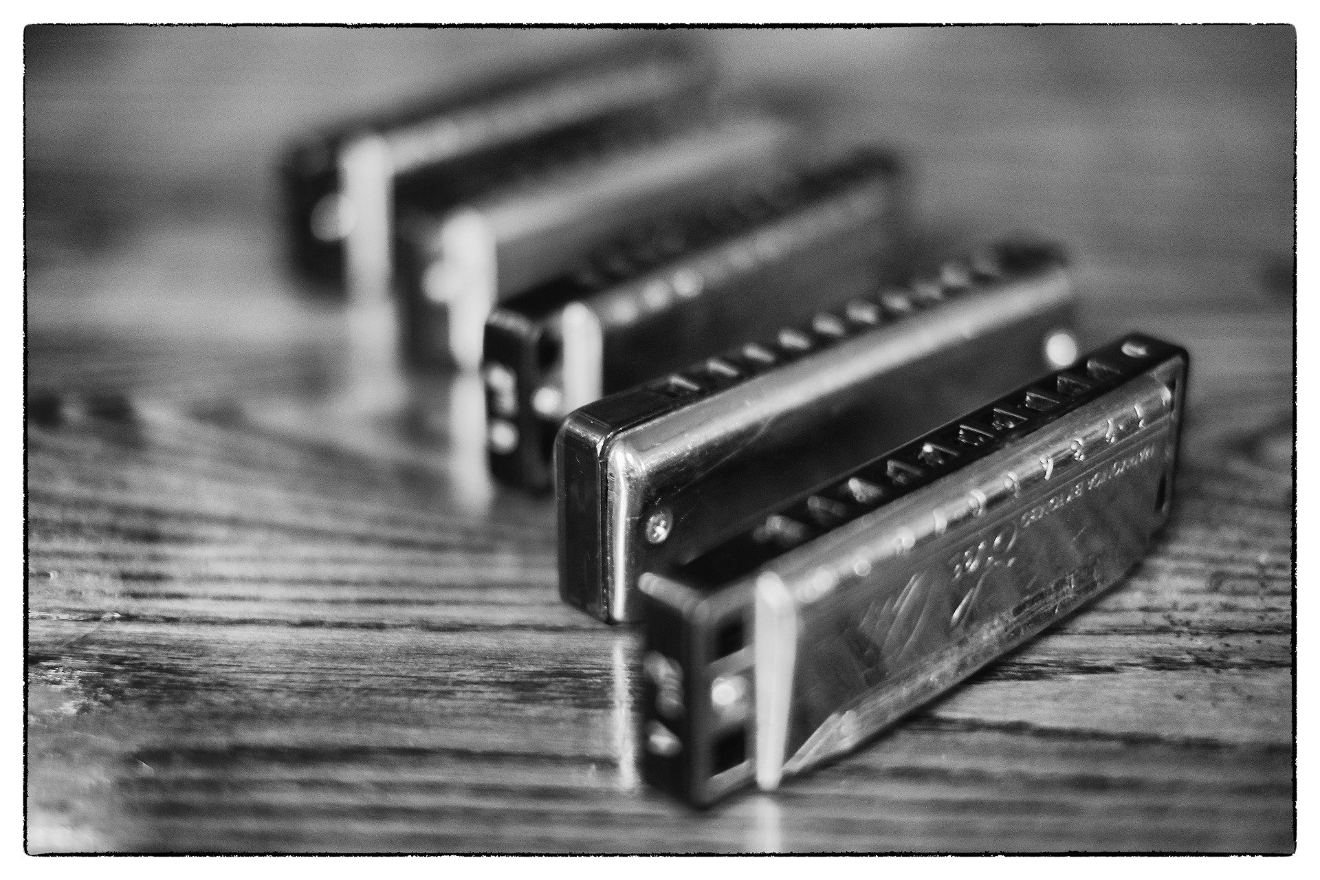 5 Best Chromatic Harmonicas For Blues