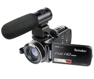 best Besteker 1080P camera for musicians
