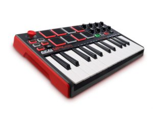 best Akai Professional MPK Mini MKII for logic