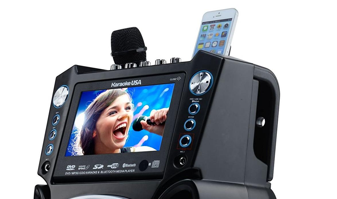 best karaoke machine for adults