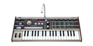 best korg microkorg synthesizer for beginners