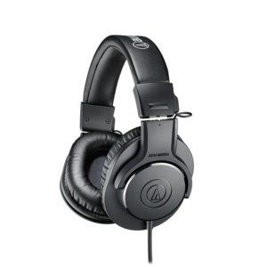 best headphones for electric guitar practice Audio-Technica