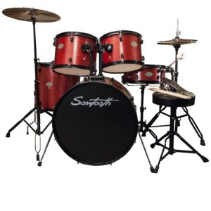 best rise drum set for adults