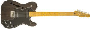 fender modern player tele best electric guitar for small hands