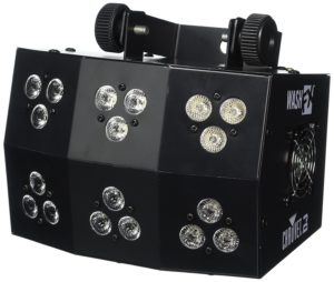 best DJ Wash FX dj lights for the money