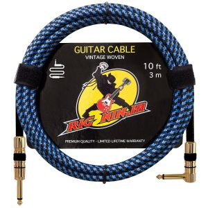 best RIG NINJA guitar cable for the money