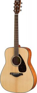 best Yamaha FG800 acoustic guitar for beginners