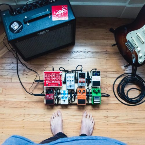 The 5 Best Overdrive Pedals For Blues