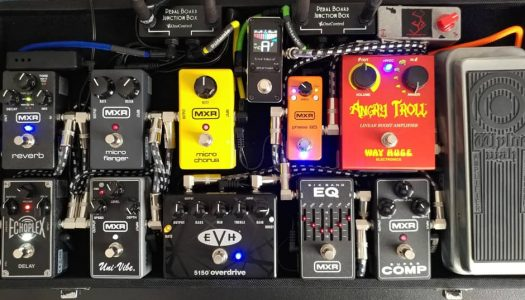The 5 Best Patch Cables For Pedalboards