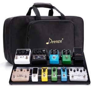 donner best rated pedalboard for the money