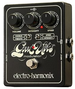 best Electro Harmonix good vibes chorus pedal of all time